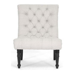Wholesale Interiors - Caelie Modern Lounge Living Room Chair - Unabashedly detailed and elegant, our Caelie lounge chair is a stately addition to a living room, lounge, or entryway and also serves as the perfect dressing area furniture.