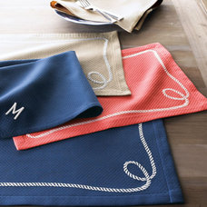 Traditional Placemats Lulu DK for Matouk Nautical Twist Placemats