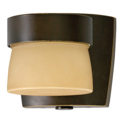 AFX Lighting - AFX Lighting ARMW1F13ECT 1 Light Energy Star Fluorescent Outdoor Wall Sconce - Contemporary / Modern 1 Light Energy Star Fluorescent Outdoor Wall Sconce from the Aria CollectionThe ARM Wall Sconce with its high quality die-cast aluminum cup and housing features excellent light output from a low profile and compact design. Wall bracket is wet location listed and includes a 13 watt flat spiral 2700K lamp. Suitable for surface conduit or junction box mounting (junction box not included). Corrosion resistant cup and housing are .04� thick die cast aluminum. Unique 16-gauge �quick mount� gem bar included. Standard mounting holes and hardware are included. Power supply connections can be made inside fixture.When you consider lighting, be bold, be original, be environmentally smart. Choose American Fluorescent. Offering the perfect union of lighting beauty and smart design, American Fluorescent has re-defined energy-efficient lighting.Features: