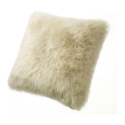 Sheepskin Pillows - Kidney Shaped Sheepskin Pillow https://www.ultimatesheepskin.com/product/sheepskin-kidney-pillows/