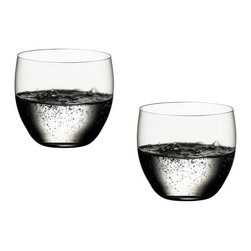 Riedel - Riedel Vinum XL Water Glasses - Set of 2 - Machine made and dishwasher safe, this fashionable, lightweight glass demonstrates a flawless marriage of functionality with luxurious style.