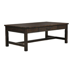 Manning Cocktail Table - Living Spaces