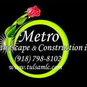 Metro Landscape & Construction Inc. Logo