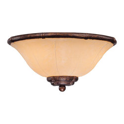 Savoy House Lighting - Savoy House Lighting FLG-009-56 Asheville 3 Light Fan Light Kits in New Tortoise - Asheville Fan Light - Carved Cream Glass Bowl with New Tortoise Shell Finish