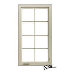 Pella® 25 Series® casement window - Features