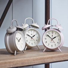 Traditional Alarm Clocks by Graham and Green