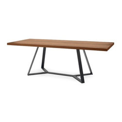 Domitalia - Domitalia | Archie-L-240 Rectangular Table - Design by Arter & Citton.