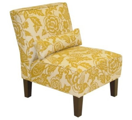 Eclectic Living Room Chairs by Target