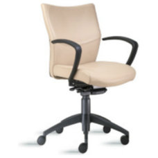 Transitional Office Chairs by Belle Chaise