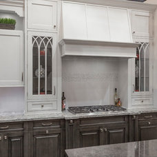 Transitional Kitchen Cabinetry by Southport Cabinet Company