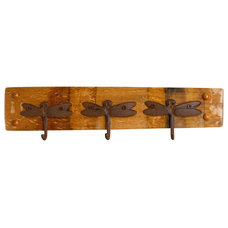 Farmhouse Hooks And Hangers by Alpine Wine Design