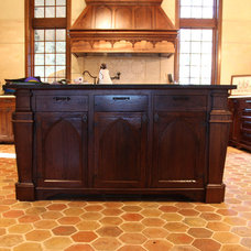 Traditional Kitchen Islands And Kitchen Carts by Hull Historical