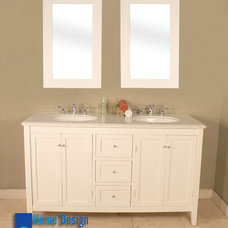 Traditional Bathroom Vanities And Sink Consoles by Home Design Outlet Center Texas