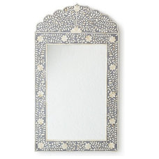 Contemporary Mirrors by Serena & Lily