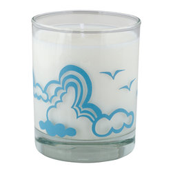 Crash - Cloud Fragranced With Lavender Candle - Modern design and fragrance in a timeless product. Experience functional art in your home, exclusively from Crash. This candle is fragranced with Lavender.