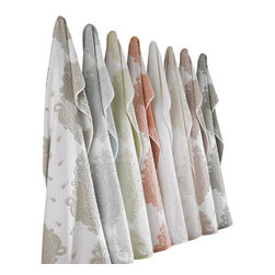 Luxor Linens - Piazza De Popolo Luxury Turkish Towels - Adorned with a gorgeous medallion design, these towels are the ultimate stylish staples for your bathroom. Fantastically absorbent, they're made of combed Egyptian cotton, which is known for its luxurious softness.