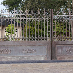 Irving Gate and Fencing -