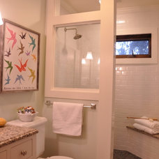 Traditional Bathroom by Elan Interiors, LLC