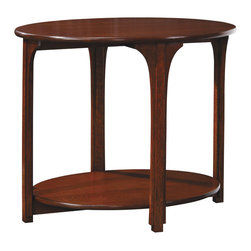 Stickley Oval End Table 89/91-557 -