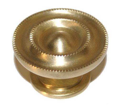 Solid Brass Knob - Ornate Birdbath Knob - Solid Brass Knob - Ornate Birdbath Knob :
