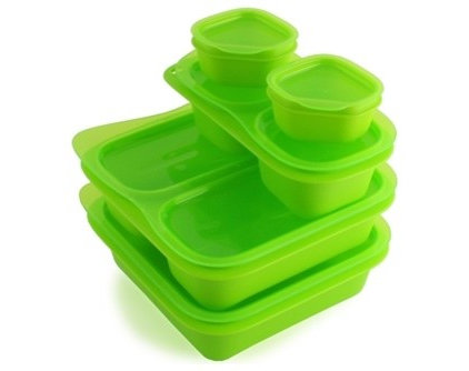 modern food containers and storage by GOODBYN Store