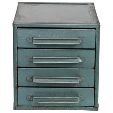 Eclectic Storage Bins And Boxes by Second Shout Out