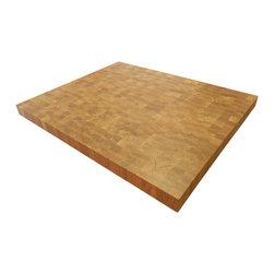Armani Fine Woodworking - End Grain White Oak Butcher Block Countertop - Armani Fine Woodworking End Grain White Oak Butcher Block Countertop