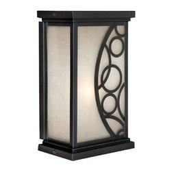 Vaxcel Lighting - Vaxcel Lighting PO-OWD060 Prosecco 1 Light Outdoor Wall Sconce - Features: