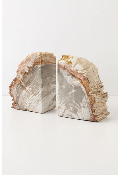 Rustic Bookends by Anthropologie
