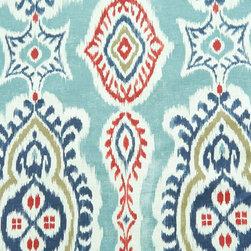 Bonita Indigo Fabric - Pattern: Bonita