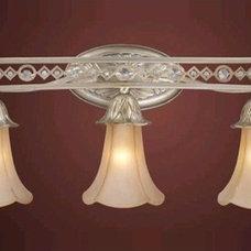 Traditional Bathroom Vanity Lighting by Wayfair
