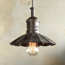 modern pendant lighting by Sundance Catalog