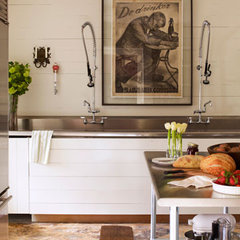 traditional  12 Foot Stainless  Sink !!!  Farmhouse Kitchen Decorating Ideas