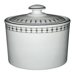 Wedgwood - Wedgwood Procession Sugar Bowl With lid - Wedgwood Procession Sugar Bowl With lid