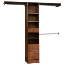 Traditional Closet Storage by ivgStores