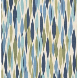 Waverly - Waverly Sun & Shade Blue/ Green Rug (10' x 13') - The exciting blue and green color pallet and eye-catching design combine to create Waverly's sense of modern style in a timeless fashion. This versatile rug is beautiful to look at,soft to walk on,easy to clean and can withstand outdoor conditions.