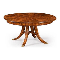 Jonathan Charles - New Jonathan Charles Dining Table Walnut - Product Details