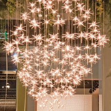 Modern Chandeliers by Italy Design