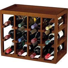 Contemporary Wine Racks by HPP Enterprises