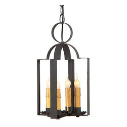 Hartford Double Saddle Pendant Light - Beautiful in its classic simplicity, our versatile Saddle Light is equally at home in an entryway or a country laundry room. Because of its adaptability to every space, this classic has become the choice of decorators everywhere.