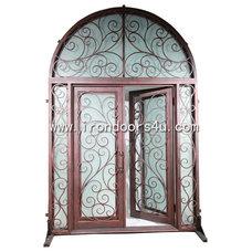 Contemporary Front Doors by Kohliron