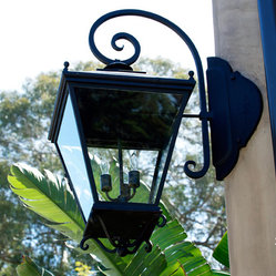 Exterior Lighting Photos