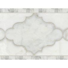 Traditional Tile by New Ravenna Mosaics