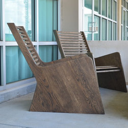 Outdoor chair -