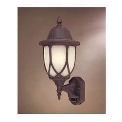 """Designers Fountain - Designers Fountain 2868MD-AG 1 Light 9"""" Cast Aluminum Wall Lantern with Motion D - Features:"""