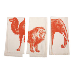 Bazaar Hand Towel, Set of 3