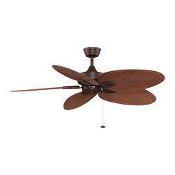"Fanimation - Fanimation FP7500RSP4 Windpointe Rust 52"" Ceiling Fan - Fanimation FP7500RSP4 Windpointe Rust 52"" Ceiling Fan"