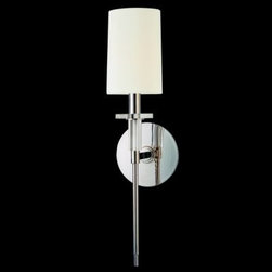 Amherst 1-Light Wall Sconce by Hudson Valley Lighting -