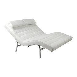 Euro Style - Euro Style Valencia-2 Lounge Chair X-47040 - Euro Style Valencia-2 Lounge Chair X-47040