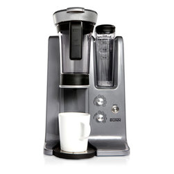 Bunn - Bunn Trifecta MB Single Serve Air Infusion Coffee Maker - Overview